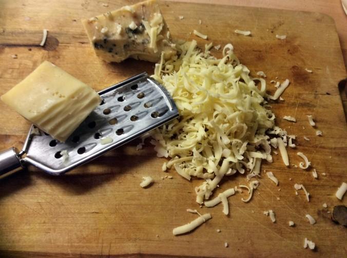 Kartoffelgratin,Pimientos,Möhrensalat -5.11 (3)