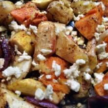 Pastinaken,Kartoffel Pfanne,Orangensoße - 10.11.15 (2a) (10)