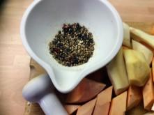 Pastinaken,Kartoffel Pfanne,Orangensoße - 10.11.15 (2a) (5)