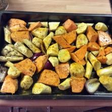 Pastinaken,Kartoffel Pfanne,Orangensoße - 10.11.15 (2a) (6)
