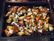 Pastinaken,Kartoffel Pfanne,Orangensoße - 10.11.15 (2a) (7)