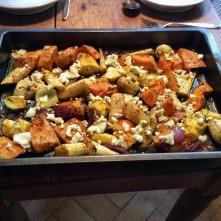 Pastinaken,Kartoffel Pfanne,Orangensoße - 10.11.15 (2a) (9)