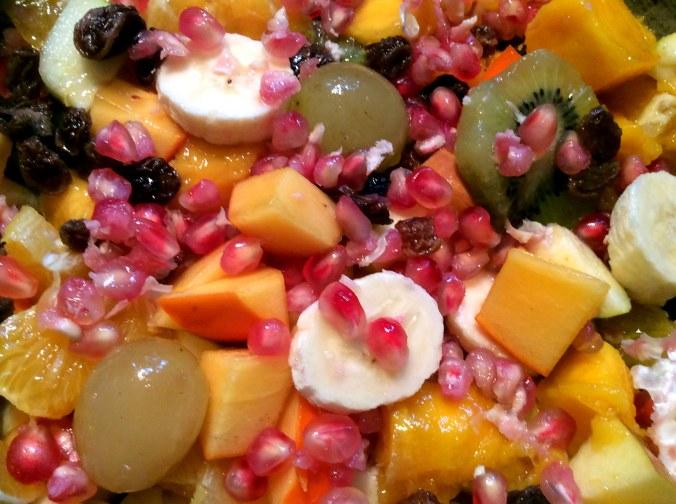 Pfannkuchen ,Pilze,Salat,Obstsalat -21.11.15   (15)