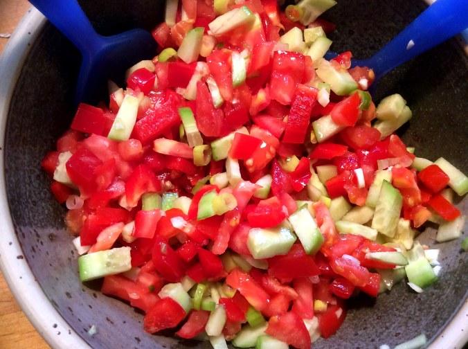 Pfannkuchen ,Pilze,Salat,Obstsalat -21.11.15   (8)