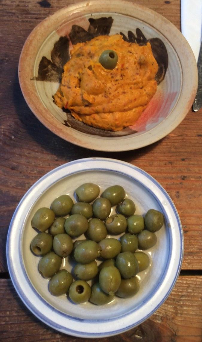 Pimientos,Kürbiscreme,Couscous,Pacific prawns -19.11.15   (12)
