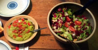 Salat,Guacamole,Wachtelei -31.12.15 (7)