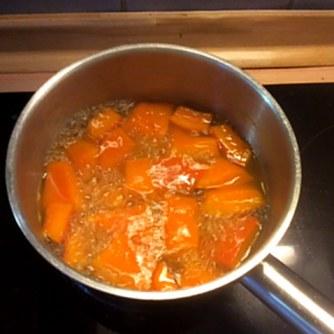 14.1.16 - Rosmarinkartoffeln,Champignon,Baba Ganousch,Avocado,Joghurtspeise (7)