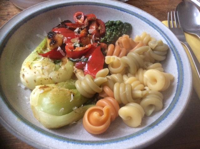 16.1.16 - Nudeln,Pesto,Gemüse   (1)