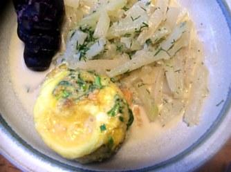 9.1.16 - Kohlrabigemüse,Tassenei,Kartoffeln (12)