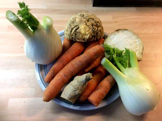 Orientalische Fenchelsuppe,vegan,pescetarisch (3)