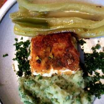 21.3.16 - Pastinaken-Kartoffelstampf,Spitzpaprika,Feta (18)