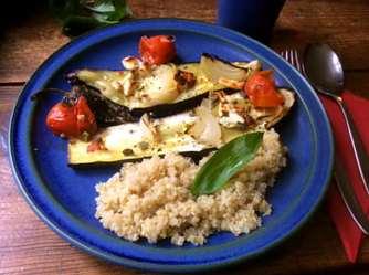 30.3.16 - Ofengemüse,Quinoa (13)