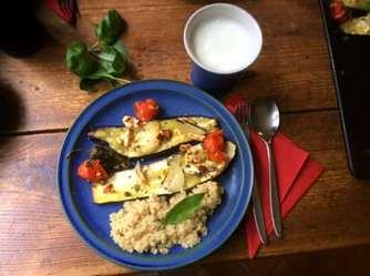 30.3.16 - Ofengemüse,Quinoa (14)