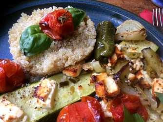30.3.16 - Ofengemüse,Quinoa (16)
