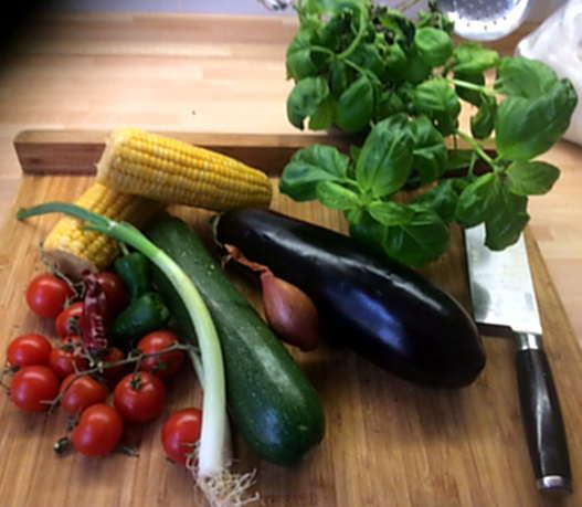 30.3.16 - Ofengemüse,Quinoa (3)