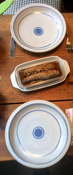 11.4.16 - Brathering,Salate,Kartoffeln,pescetarisch (2)