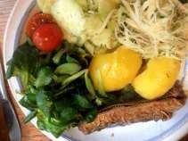 11.4.16 - Brathering,Salate,Kartoffeln,pescetarisch (9)