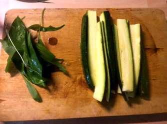 22.4.16 - Grünes Gemüse,Bulgur,Joghurtdip (8)