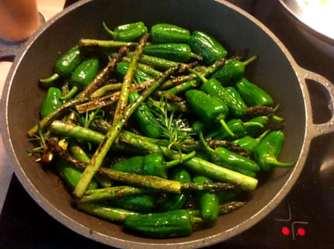 22.4.16 - Grünes Gemüse,Bulgur,Joghurtdip (9)