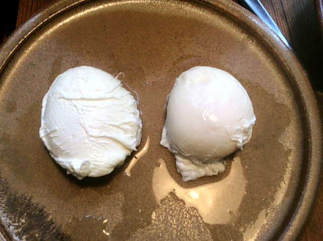 23.4.16 - Kartoffelsalat,pochiertes Ei,Gurkensalat (8)
