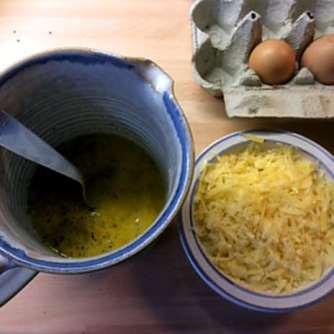 26.4.16 - Spinat,Rührei,Kartoffeln,vegetarisch (9)