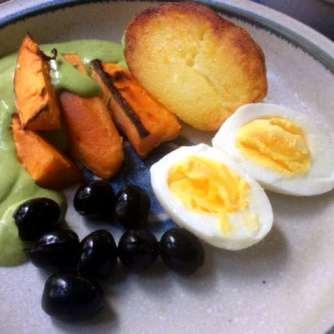 28.4.16 - Ofenkartoffeln,Feta-Bärlauchcreme (12)
