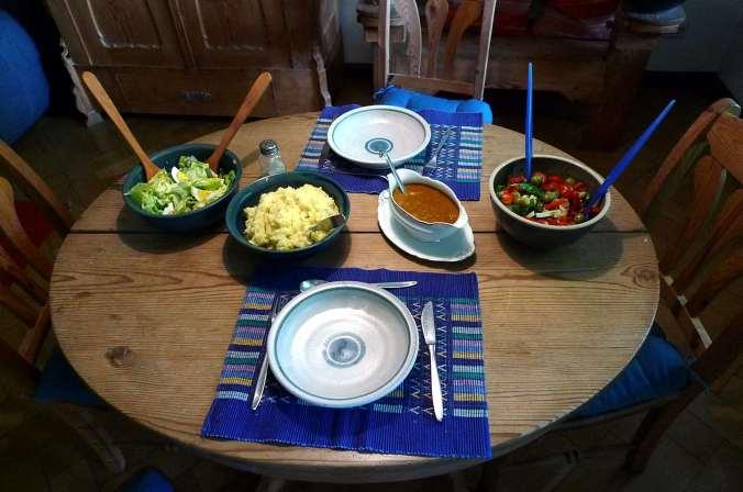 16.5.16 - Kartoffelbrei,Sauce Salte,vegetarisch (2)