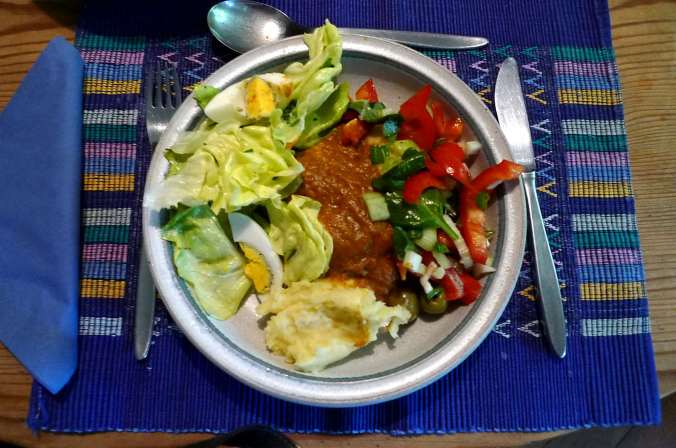 16.5.16 - Kartoffelbrei,Sauce Salte,vegetarisch (9)