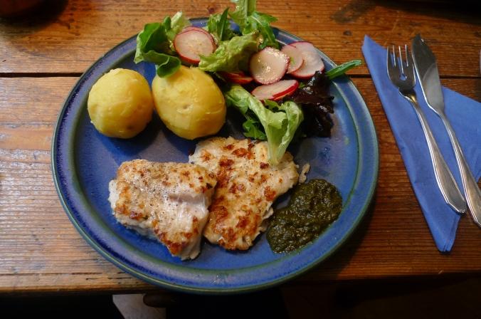 19.5.16 - Rotbarsch,Salate (1)