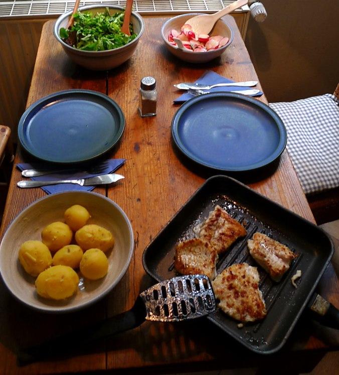 19.5.16 - Rotbarsch,Salate (2)