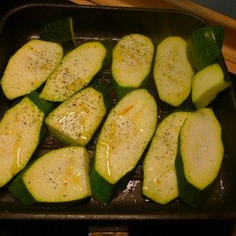 31.5.16 - Paprikapfanne,Zucchini,Süßkartoffelstampf (7)