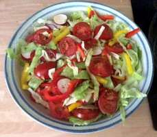 7.5.16 - Schollenfilet,Salaat,Kartoffel,pescetarisch (6)