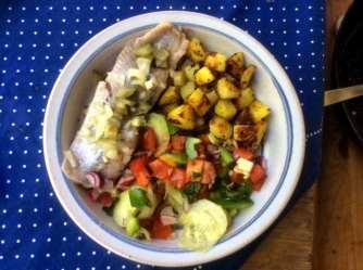 9.5.16 - Matjes,Kartoffeln,Salat,Obstsalat (19)