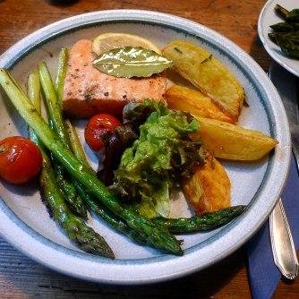 15.6.16 - Lachs,Spargel,Kartoffel,Erdbeeren (15)