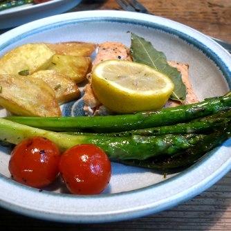 15.6.16 - Lachs,Spargel,Kartoffel,Erdbeeren (17)