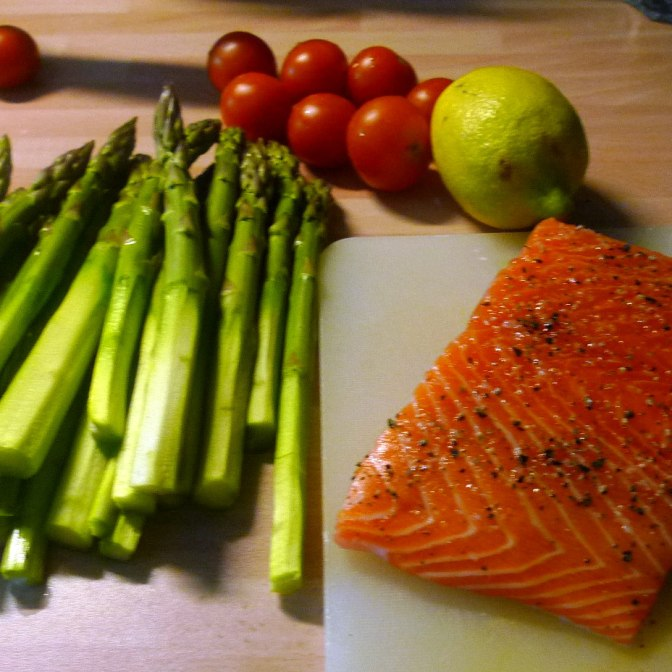 15.6.16 - Lachs,Spargel,Kartoffel,Erdbeeren (3)