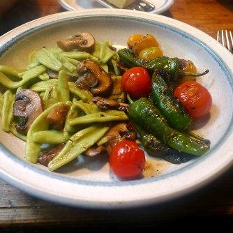 18.6.16 - Grüne Nudeln,Gemüse (13)