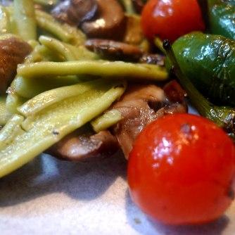 18.6.16 - Grüne Nudeln,Gemüse (16)