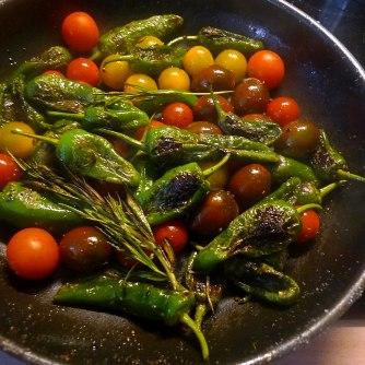 18.6.16 - Grüne Nudeln,Gemüse (8)