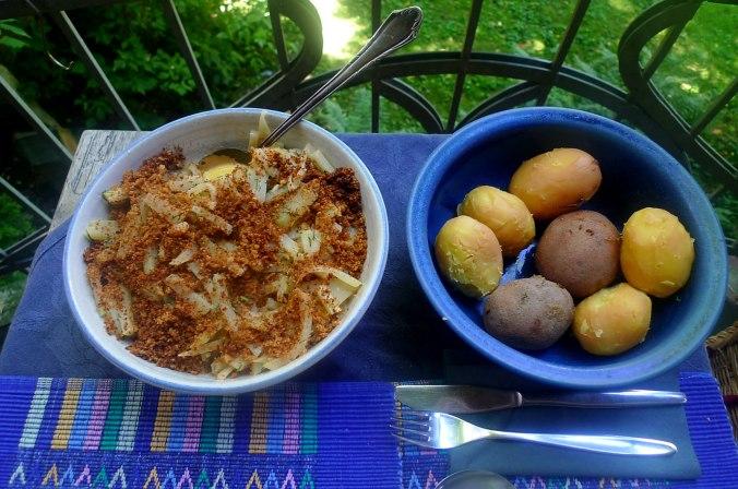 21.6.16 - Kohlrabigemüse,Kartoffeln (7)