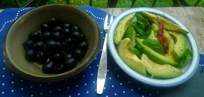27.6.16 - Panzanella,Brotsalat,Tomatenbrotsalat,vegan (8)