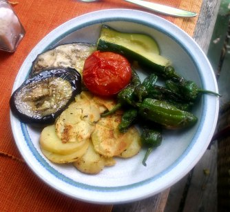 30.6.16 - Ofengemüse,Pimientos,Bratkartoffeln (12)