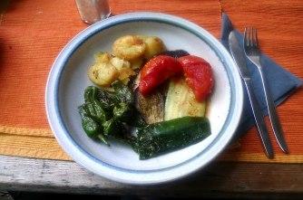 30.6.16 - Ofengemüse,Pimientos,Bratkartoffeln (13)
