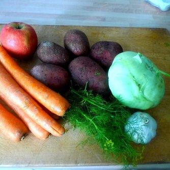 11.7.16 - Kartoffelkgratin,Salate,vegetarisch (3)