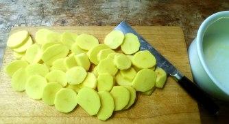 11.7.16 - Kartoffelkgratin,Salate,vegetarisch (4)