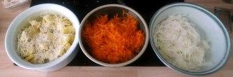 11.7.16 - Kartoffelkgratin,Salate,vegetarisch (8)