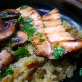 4.7.16 - rohgebratene Kartoffel,Pilze,vegan (17)