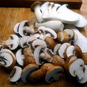 4.7.16 - rohgebratene Kartoffel,Pilze,vegan (5)