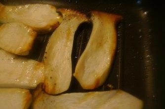 4.7.16 - rohgebratene Kartoffel,Pilze,vegan (9)