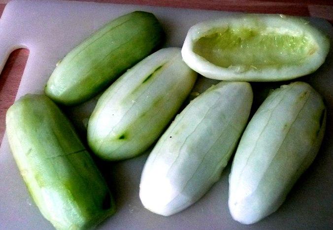 Gurkengemüse,Kabeljau,Reis (1)